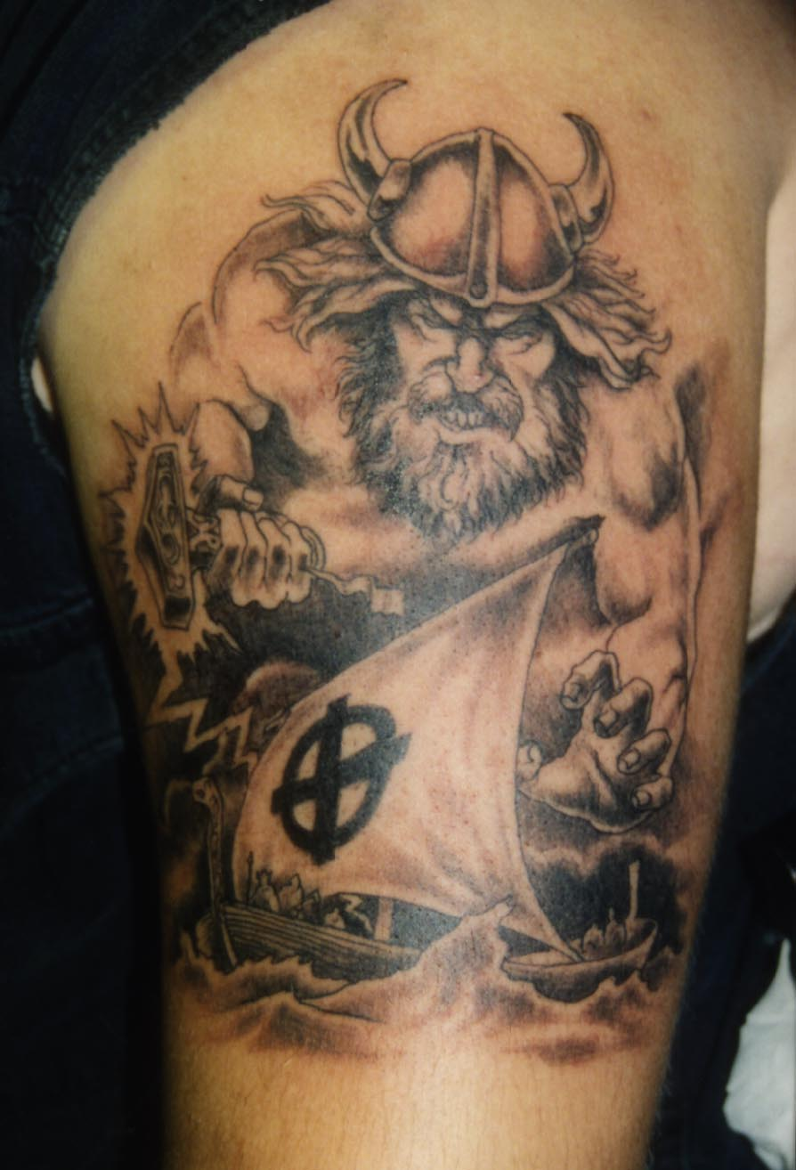 viking tattoos photo - 1