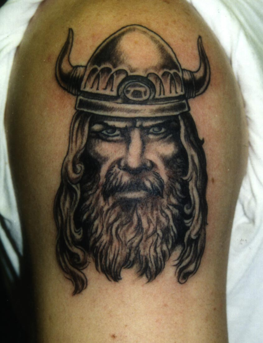 viking tattoos photo - 12