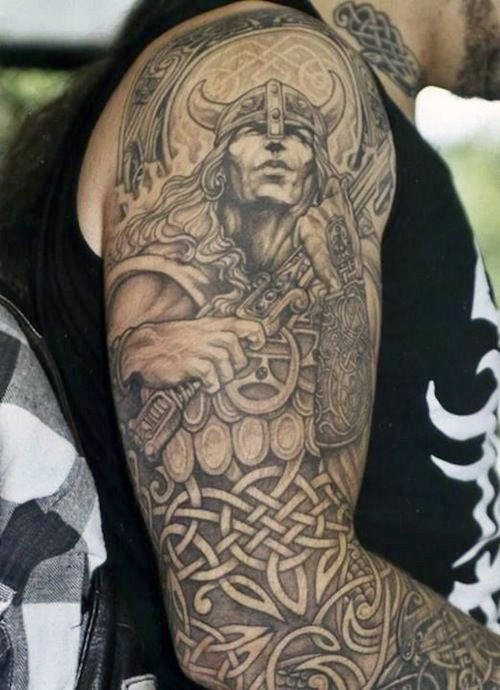 viking tattoos photo - 15