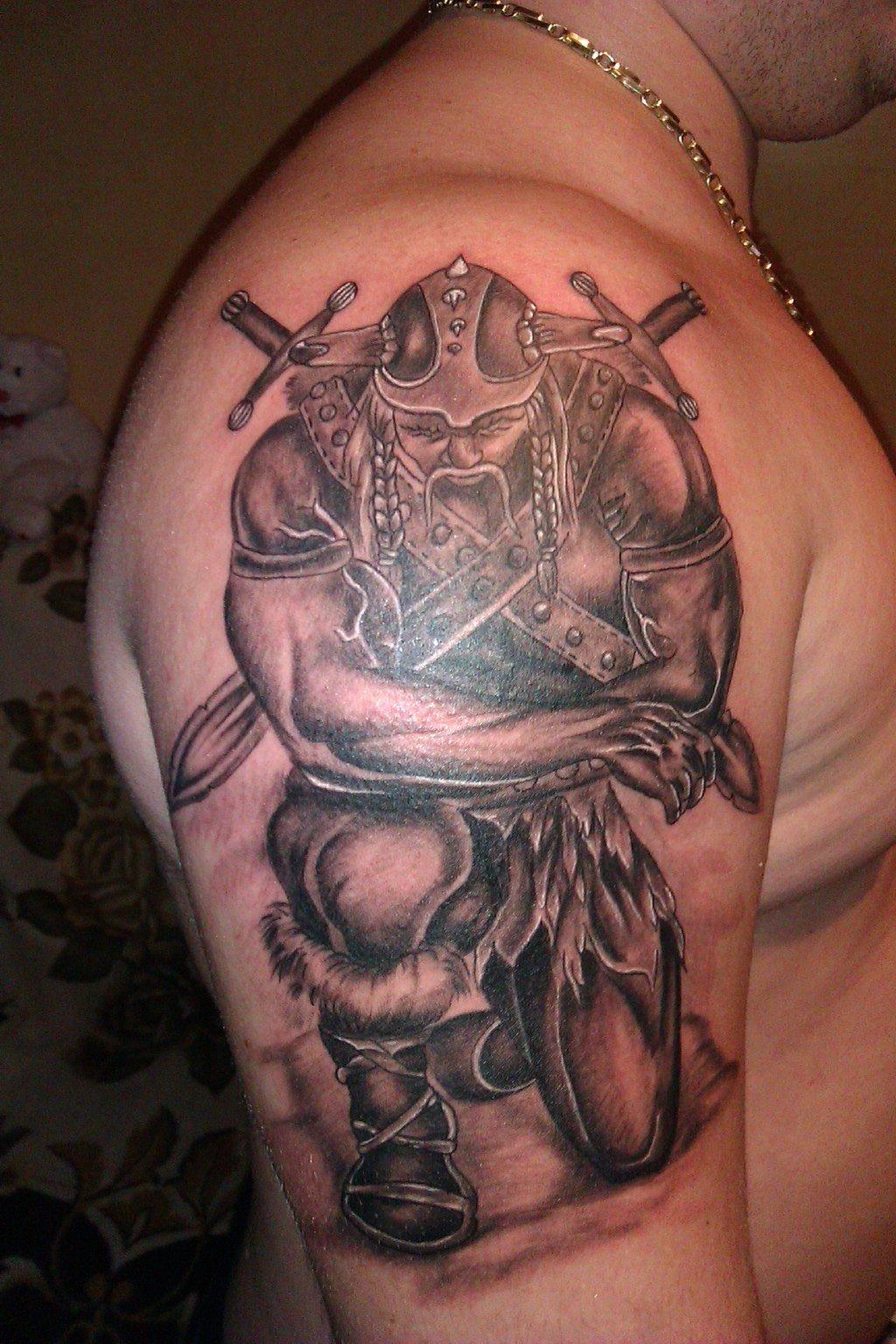 viking tattoos photo - 17