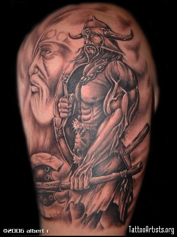 viking tattoos photo - 18