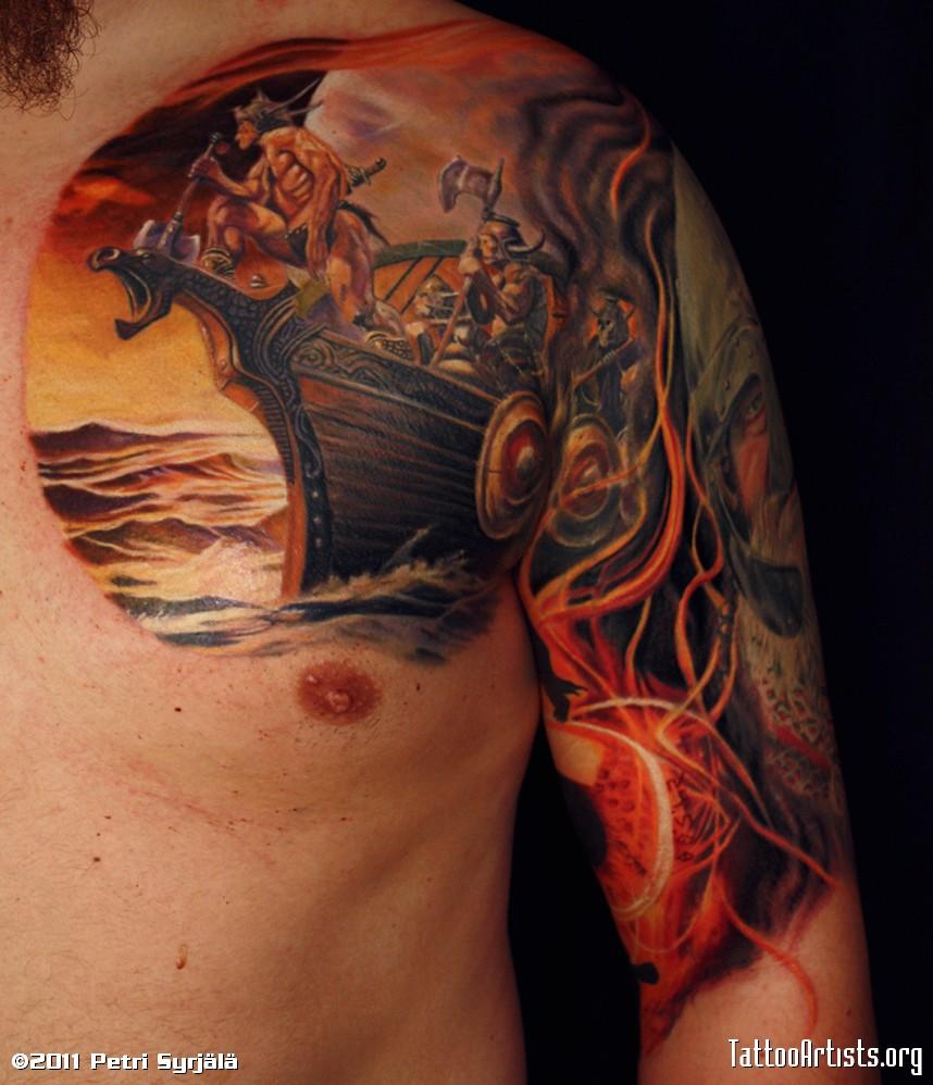 viking tattoos photo - 19