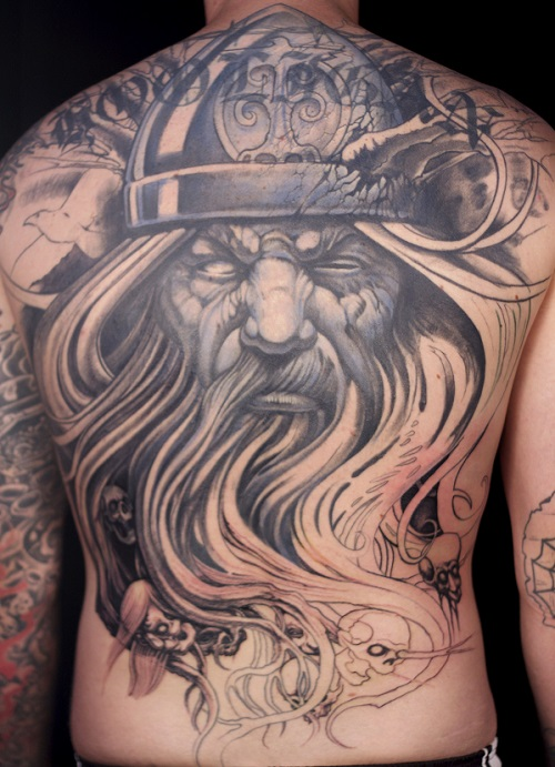 viking tattoos photo - 2