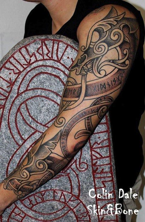 viking tattoos photo - 20