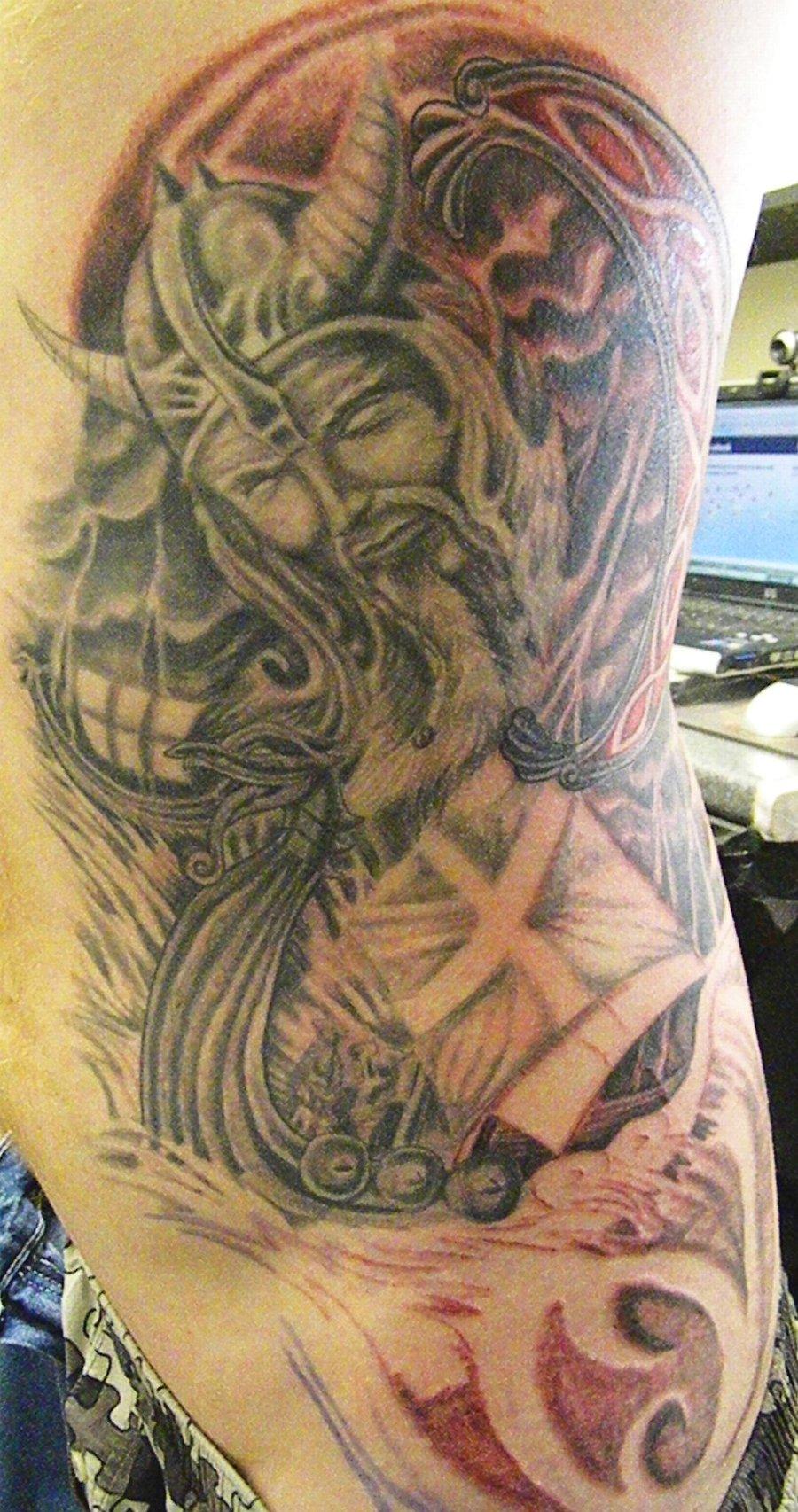 viking tattoos photo - 21