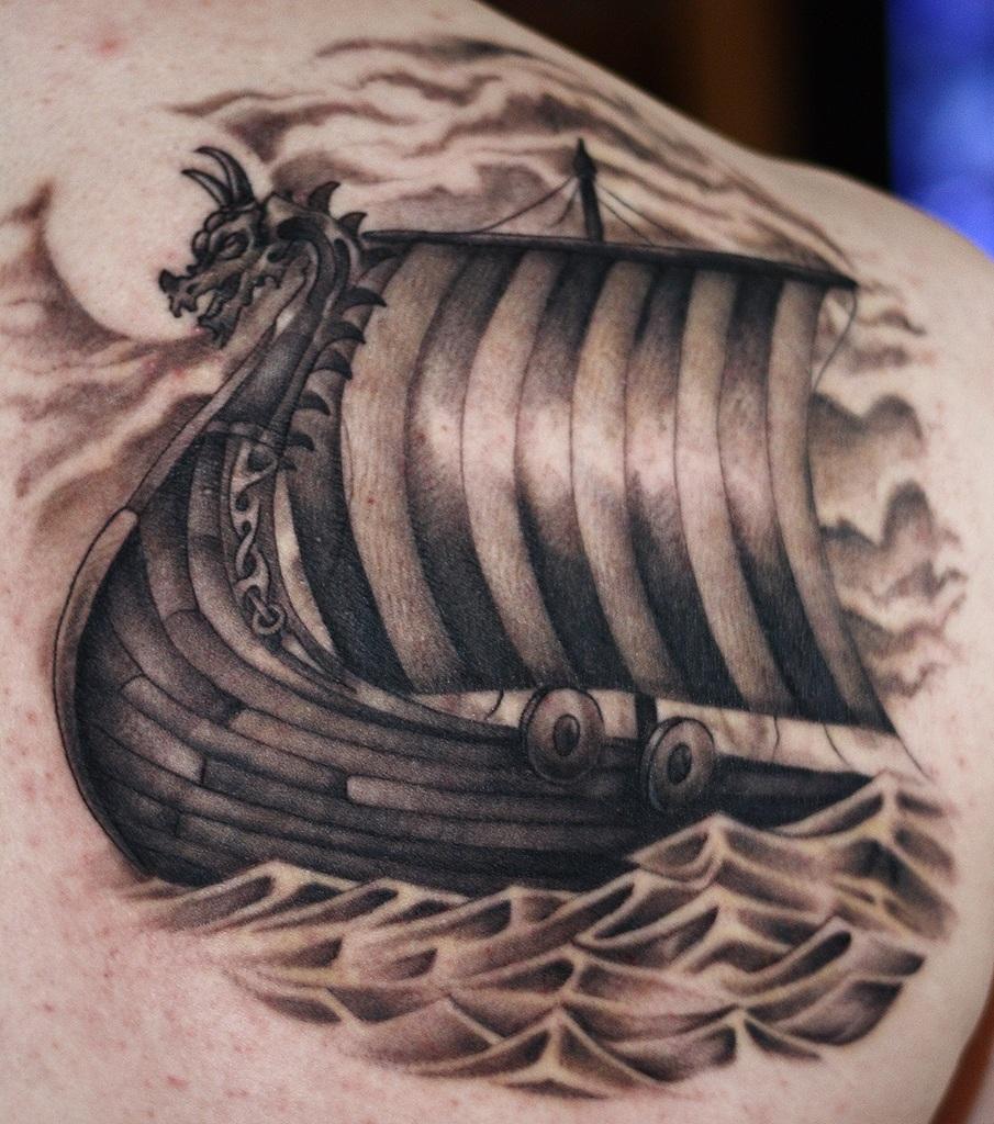 viking tattoos photo - 23