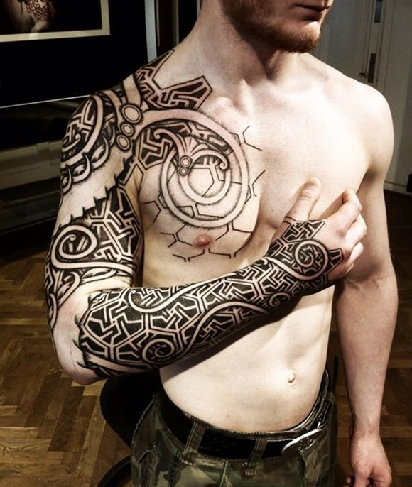 viking tattoos photo - 25