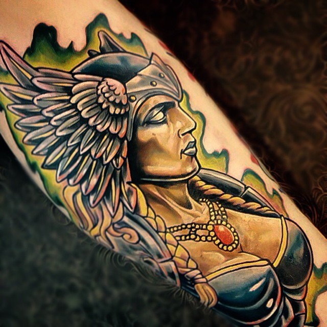 viking tattoos photo - 28