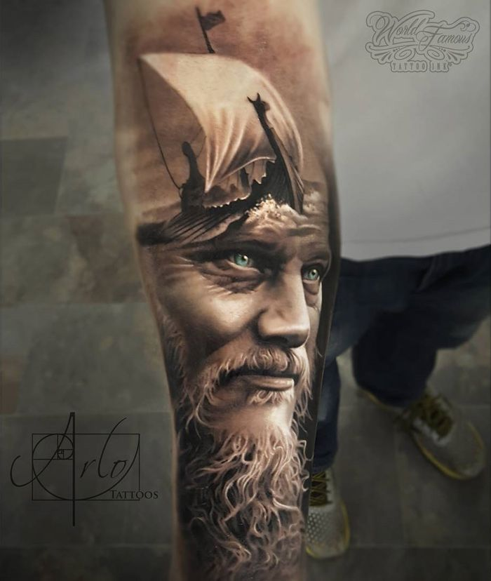 viking tattoos photo - 29