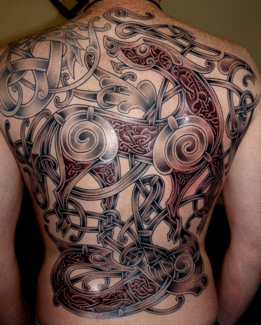 viking tattoos photo - 3