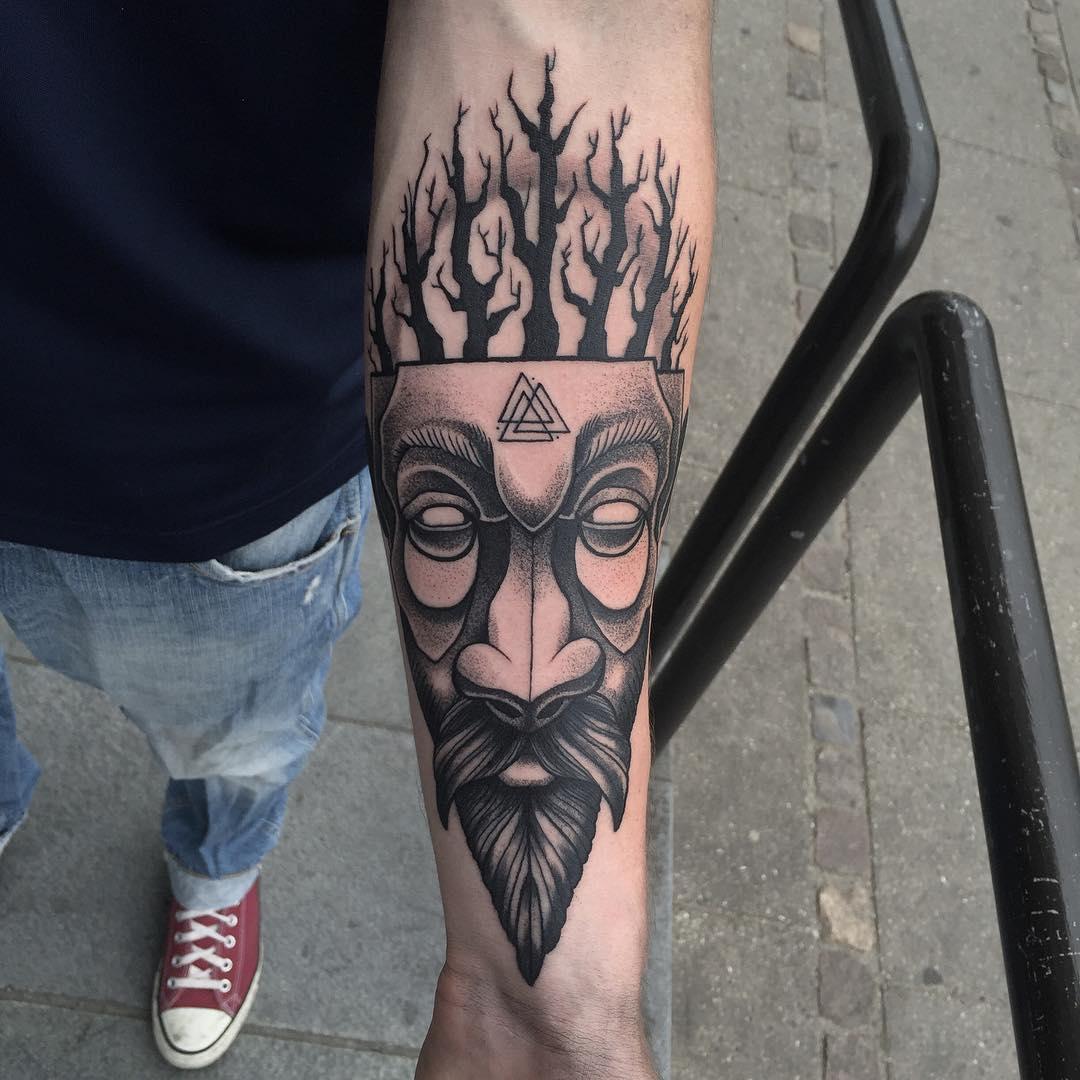 viking tattoos photo - 32