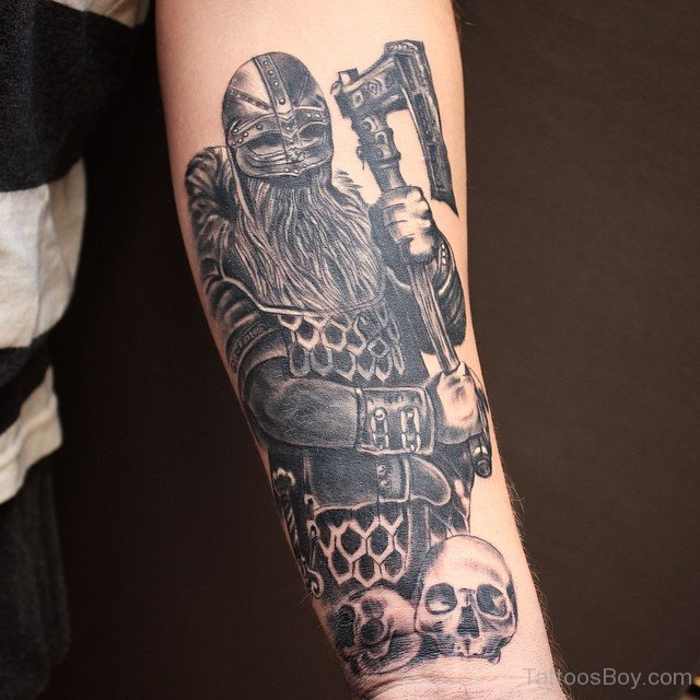 viking tattoos photo - 33