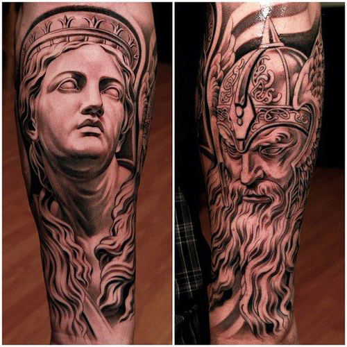 viking tattoos photo - 34
