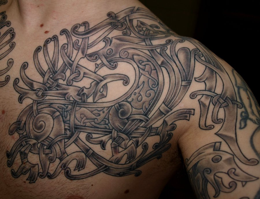 viking tattoos photo - 35