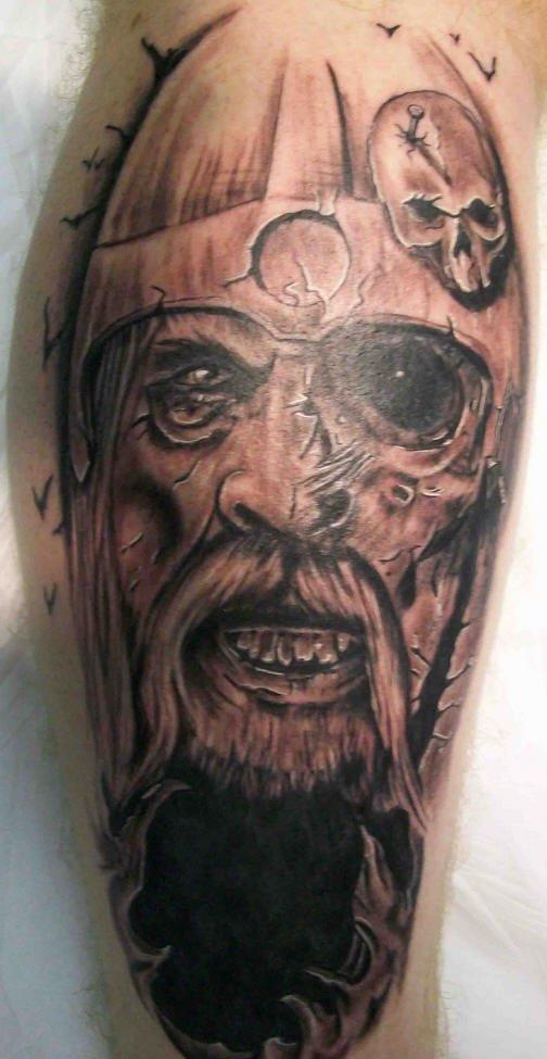 viking tattoos photo - 9