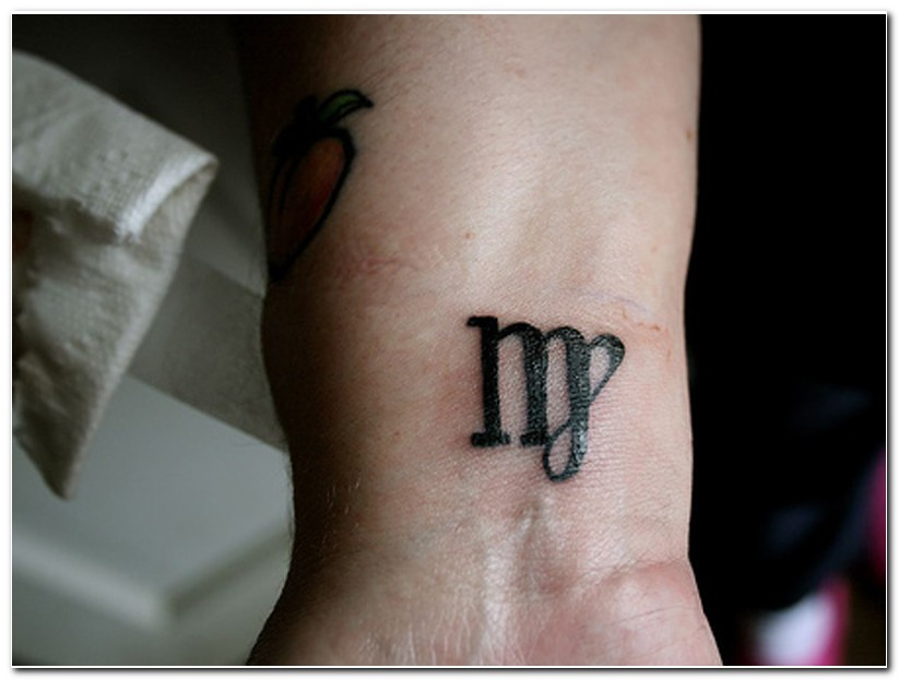 virgo tattoos photo - 12