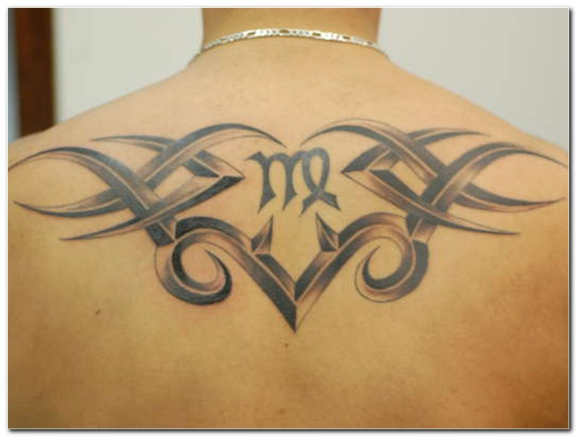virgo tattoos photo - 21