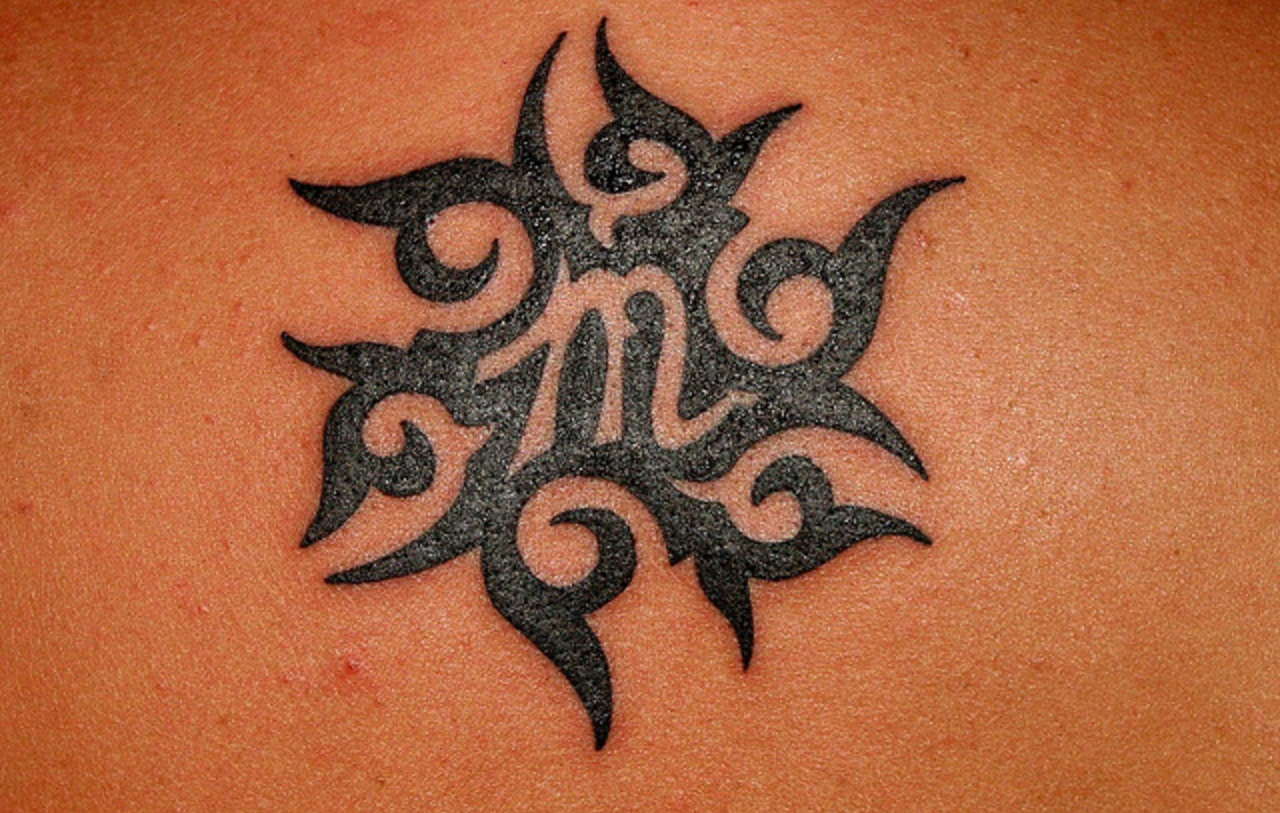 virgo tattoos photo - 27