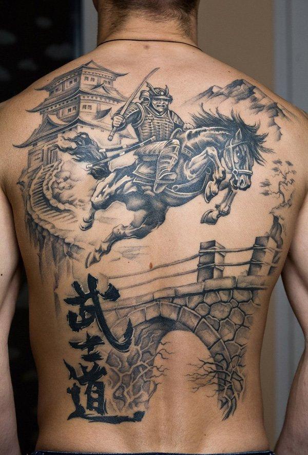 warrior tattoos photo - 16