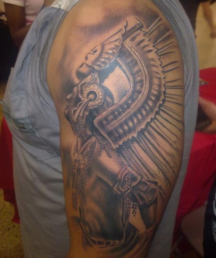 warrior tattoos photo - 19