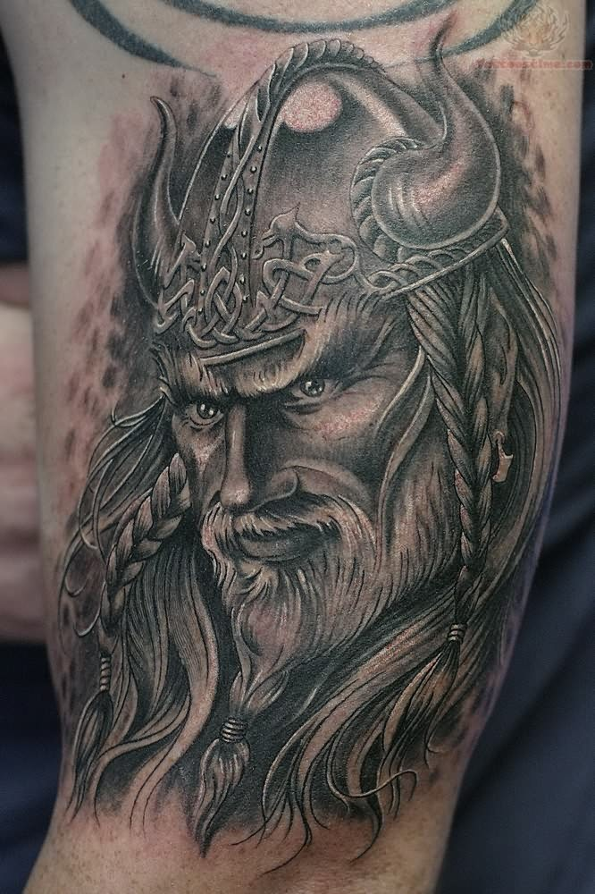 warrior tattoos photo - 20