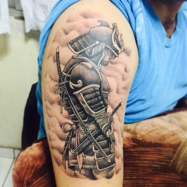 warrior tattoos photo - 28