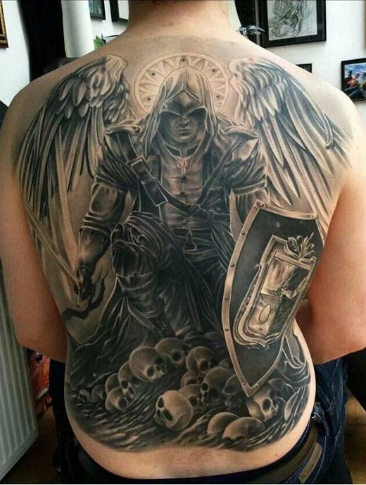 warrior tattoos photo - 29