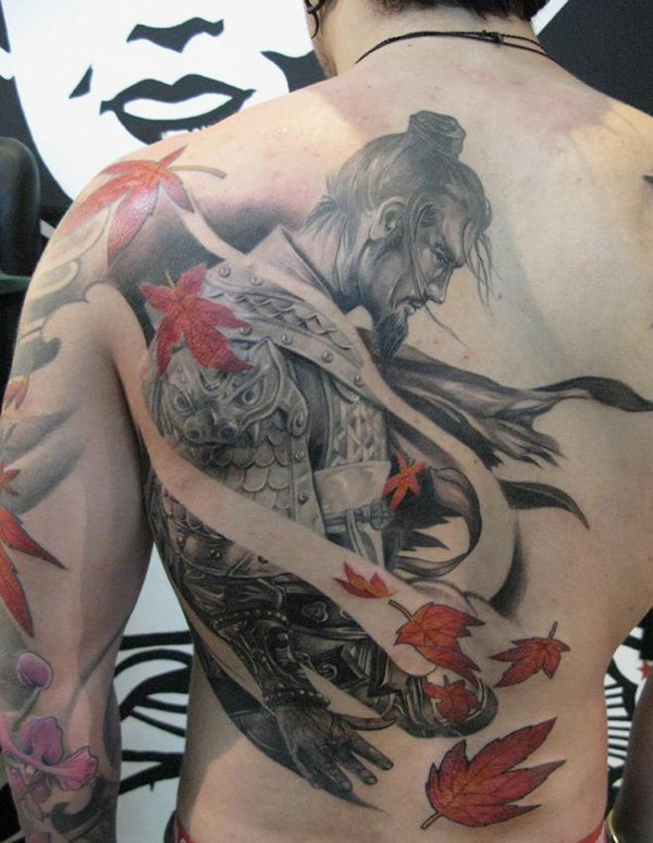warrior tattoos photo - 4