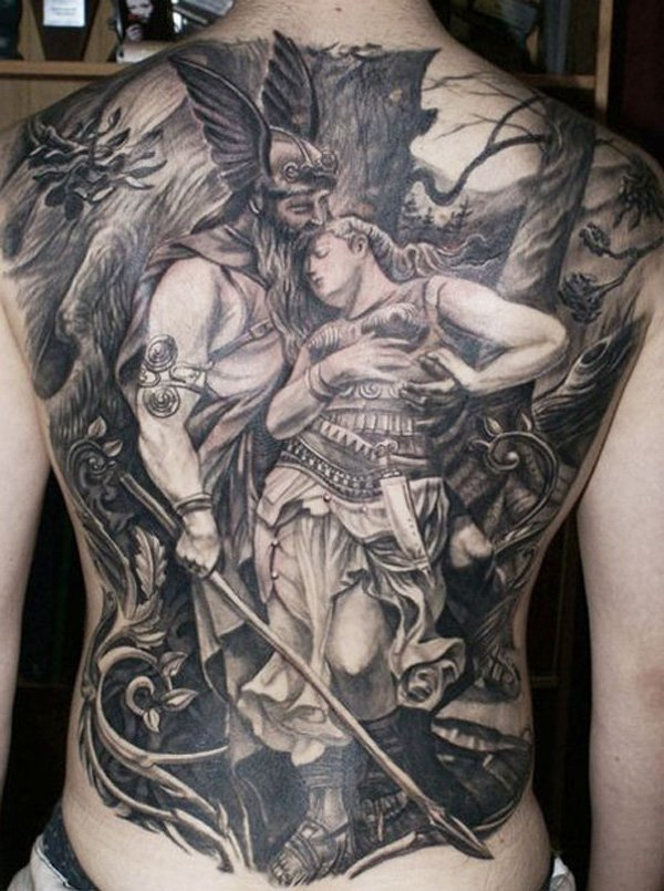 warrior tattoos photo - 8