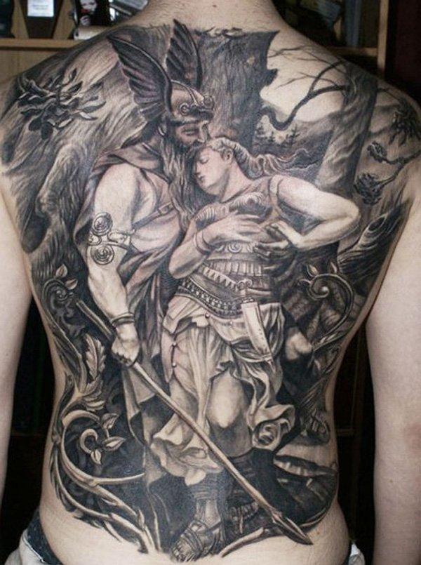 warrior tattoos photo - 8
