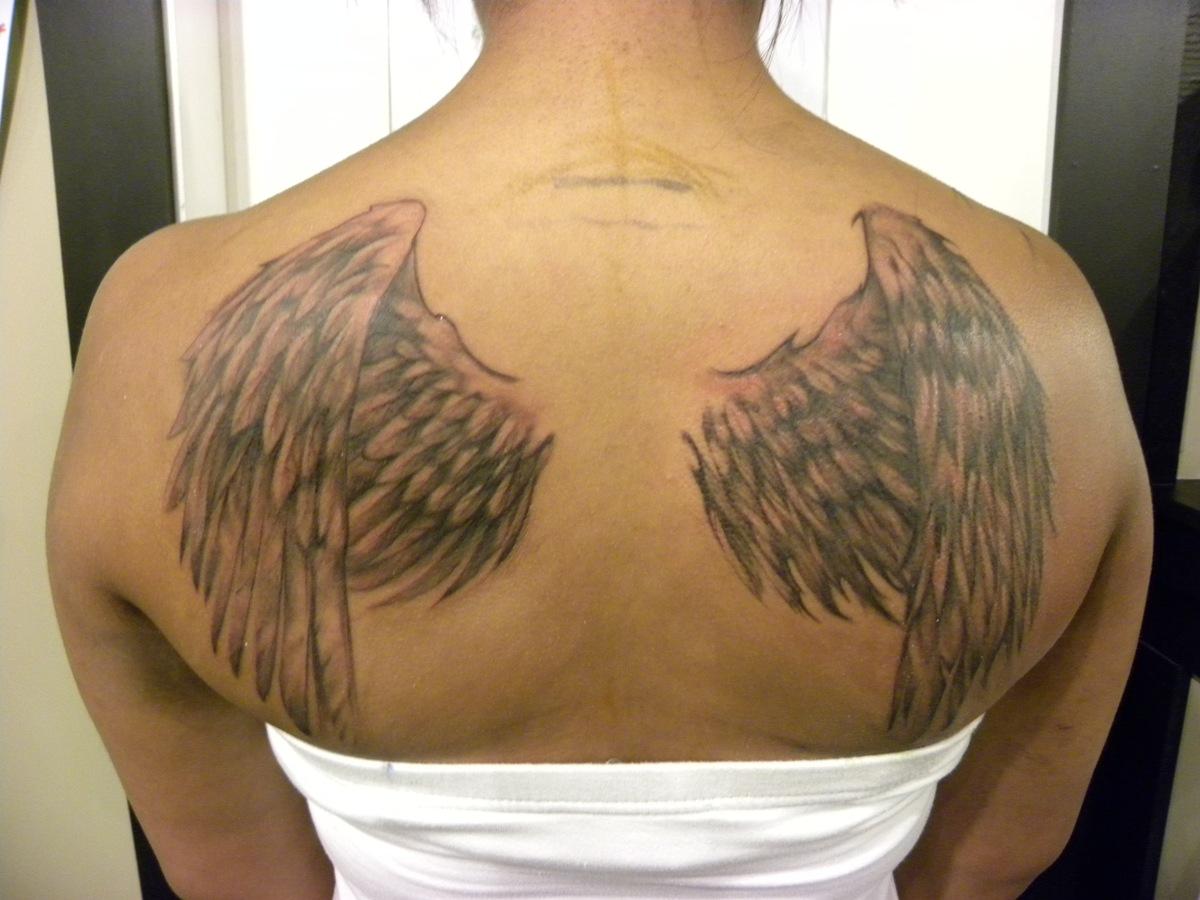 wings tattoos photo - 18