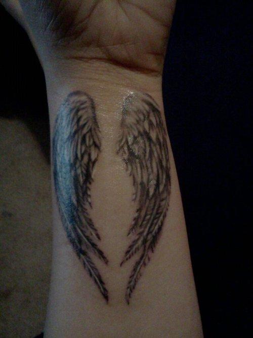 wings tattoos photo - 24