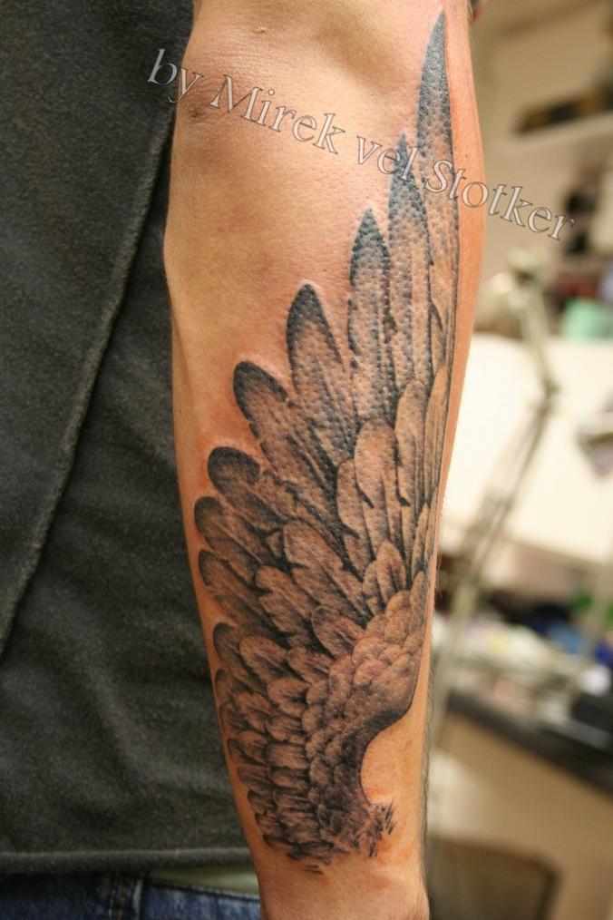 wings tattoos photo - 26