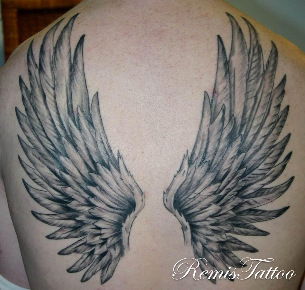 wings tattoos photo - 31