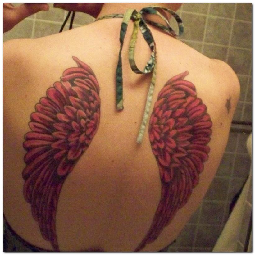 wings tattoos photo - 8