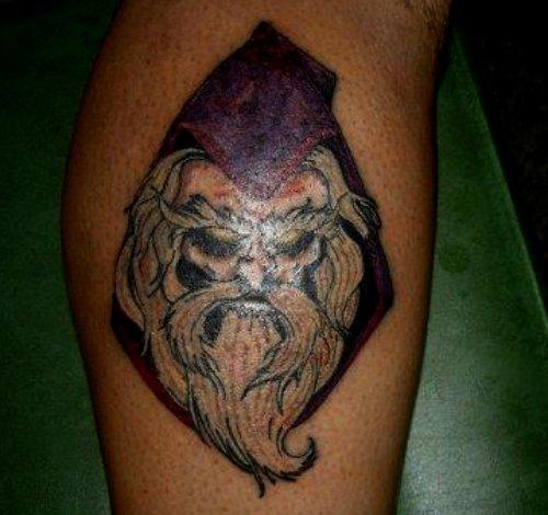 wizard tattoos photo - 18