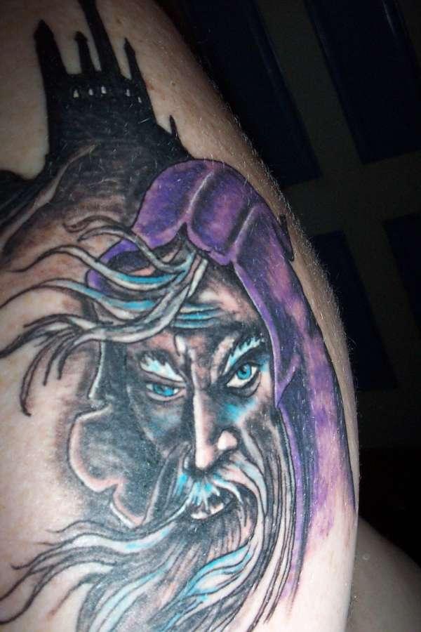 wizard tattoos photo - 6