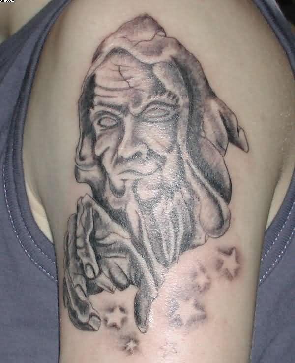 wizard tattoos photo - 7