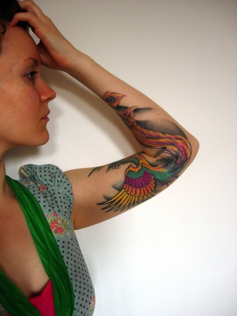 women tattoos photo - 12