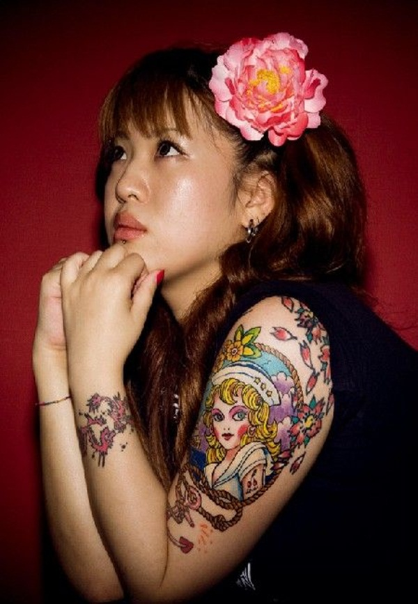women tattoos photo - 13