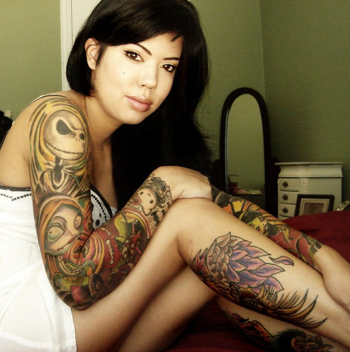 women tattoos photo - 19