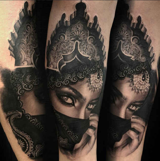 women tattoos photo - 34