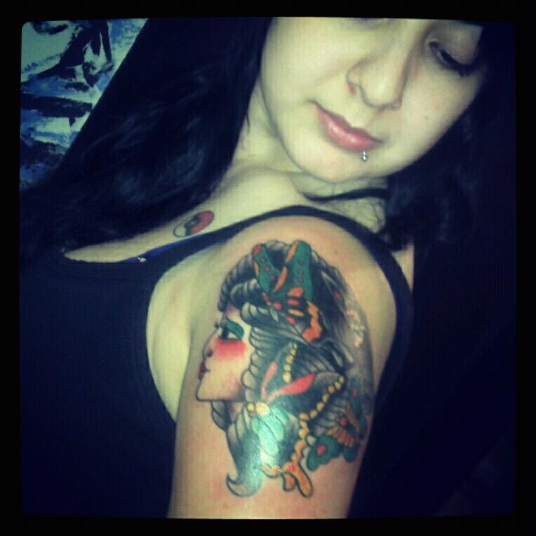 women tattoos photo - 35