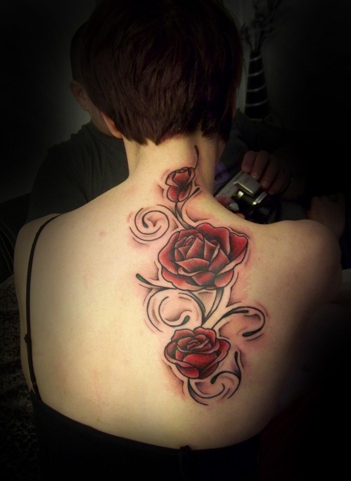 women tattoos photo - 4