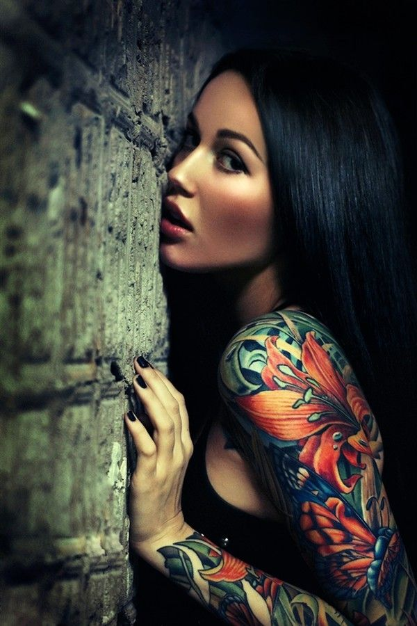 women tattoos photo - 5