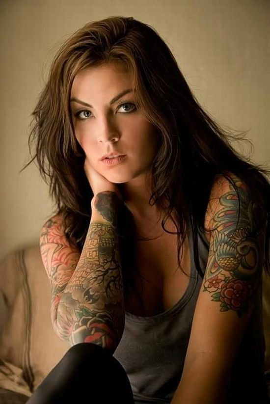 women tattoos photo - 6