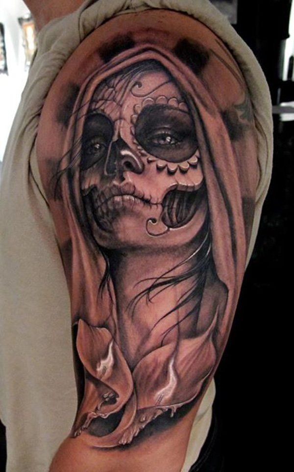 zombie tattoos photo - 10
