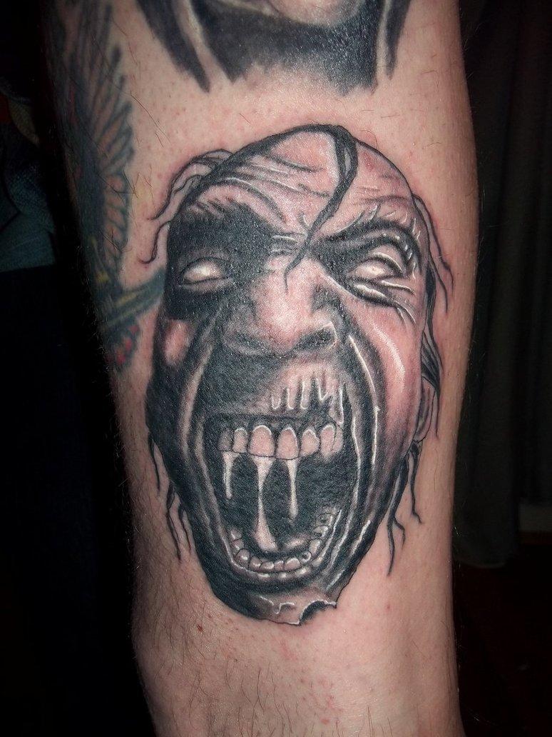 zombie tattoos photo - 14