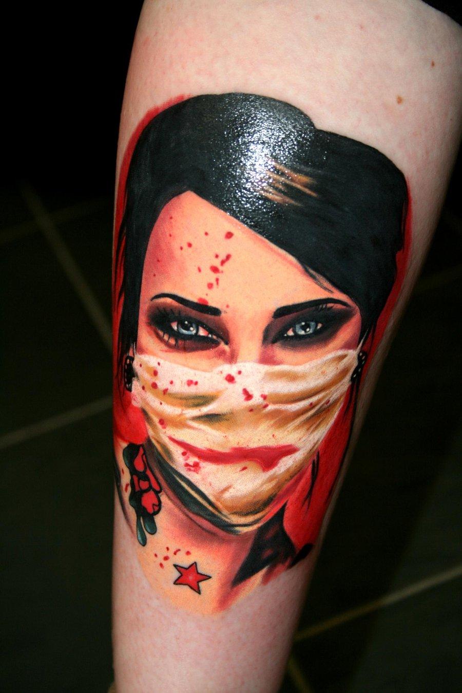 zombie tattoos photo - 19