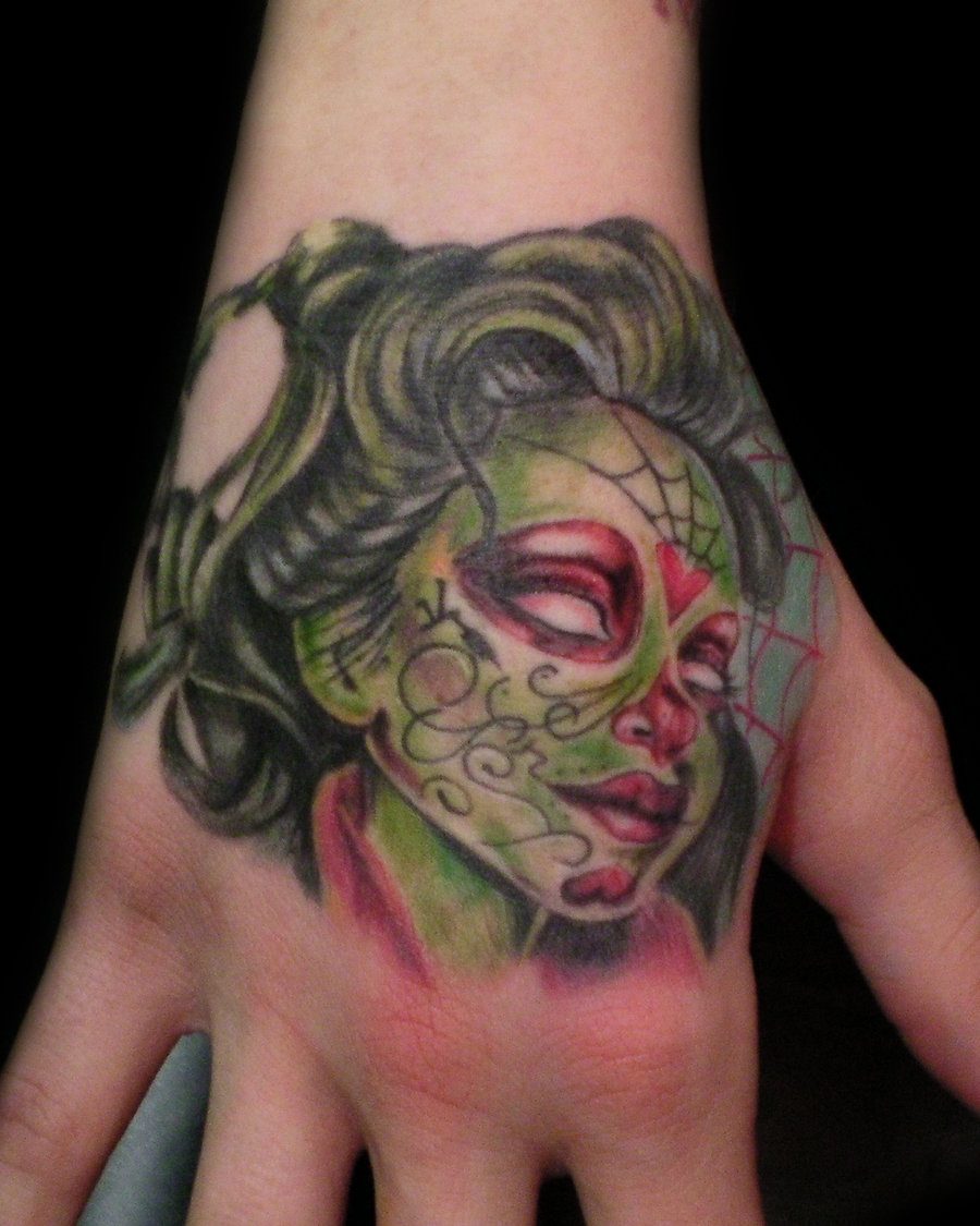 zombie tattoos photo - 31